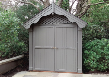 Decorative Shed 2