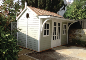 Decorative Shed